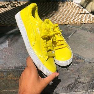 Puma Basket Shoes